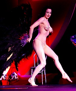 Dita Von Teese sexy lingerie picture mix