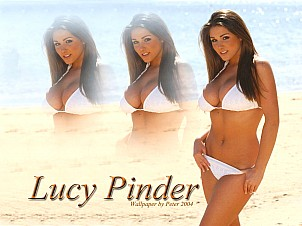 Lucy Pinder gallery image 3 of 17