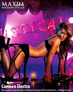 Carmen Electra gallery image 1 of 46