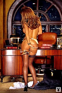 Rebecca Ramos Playboy Playmate January 2003