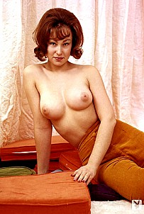 Blast from the past with naked Roberta Lane