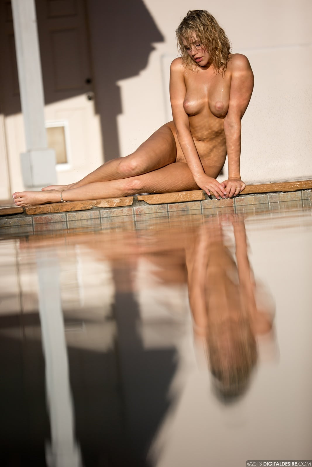 Mia Malkova Pool