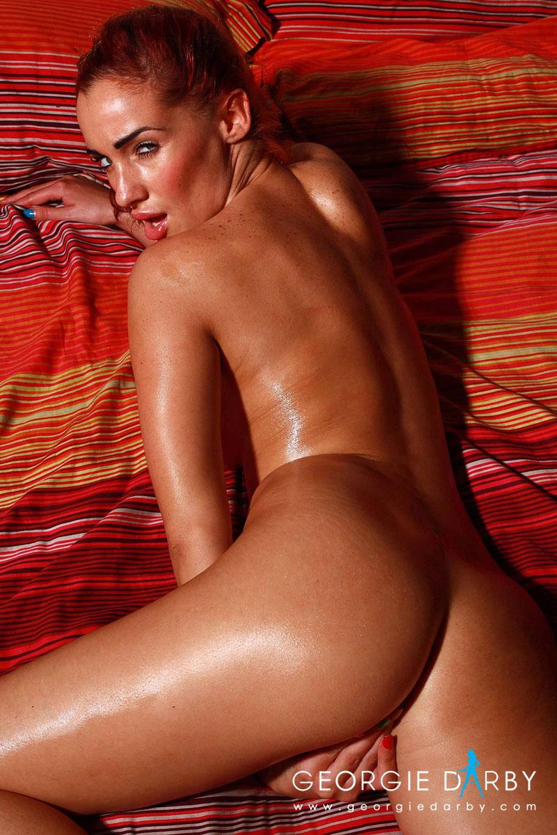 Georgie darby naked