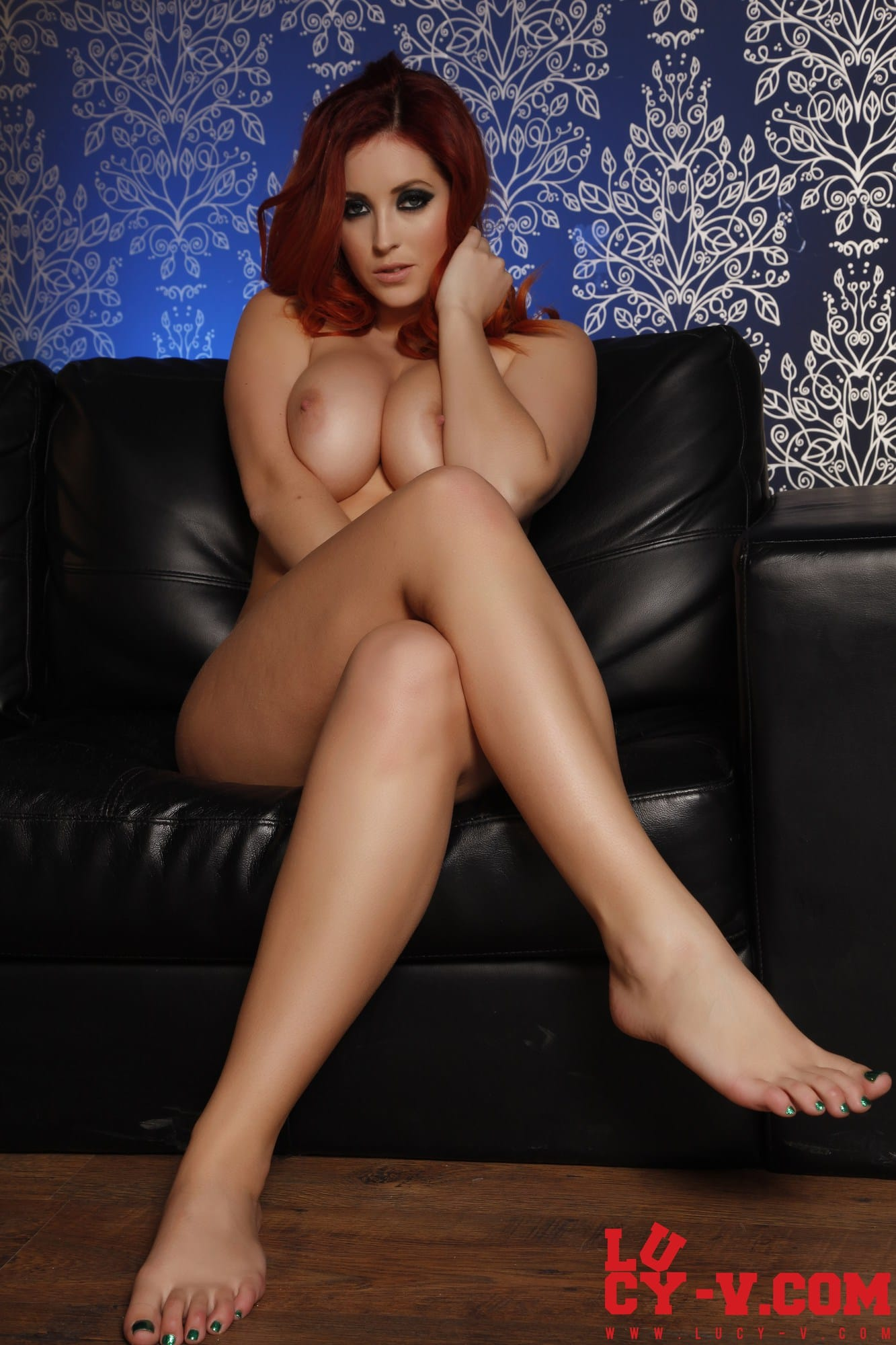 Lucy vixen pussy