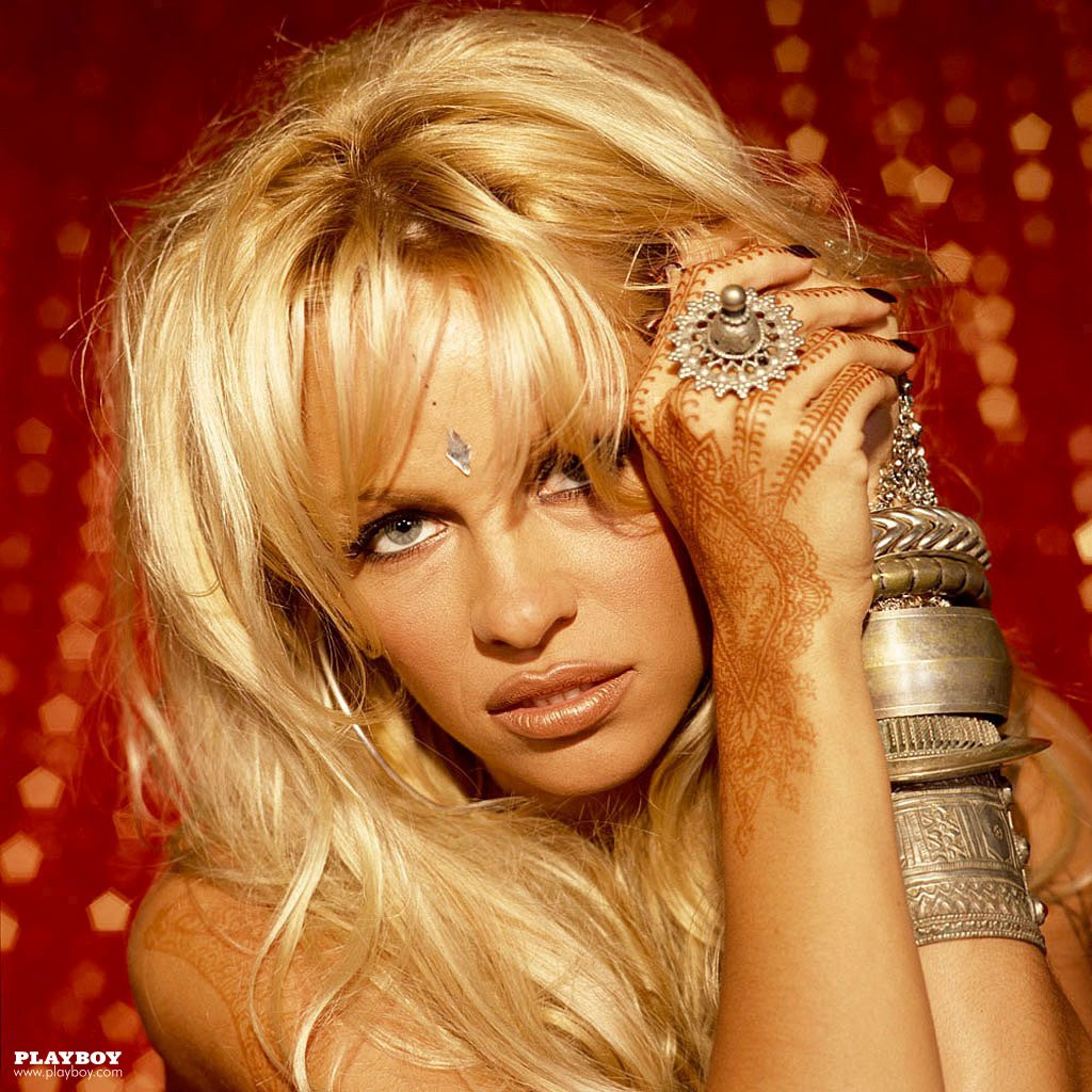 Pamela Anderson Gallery Image