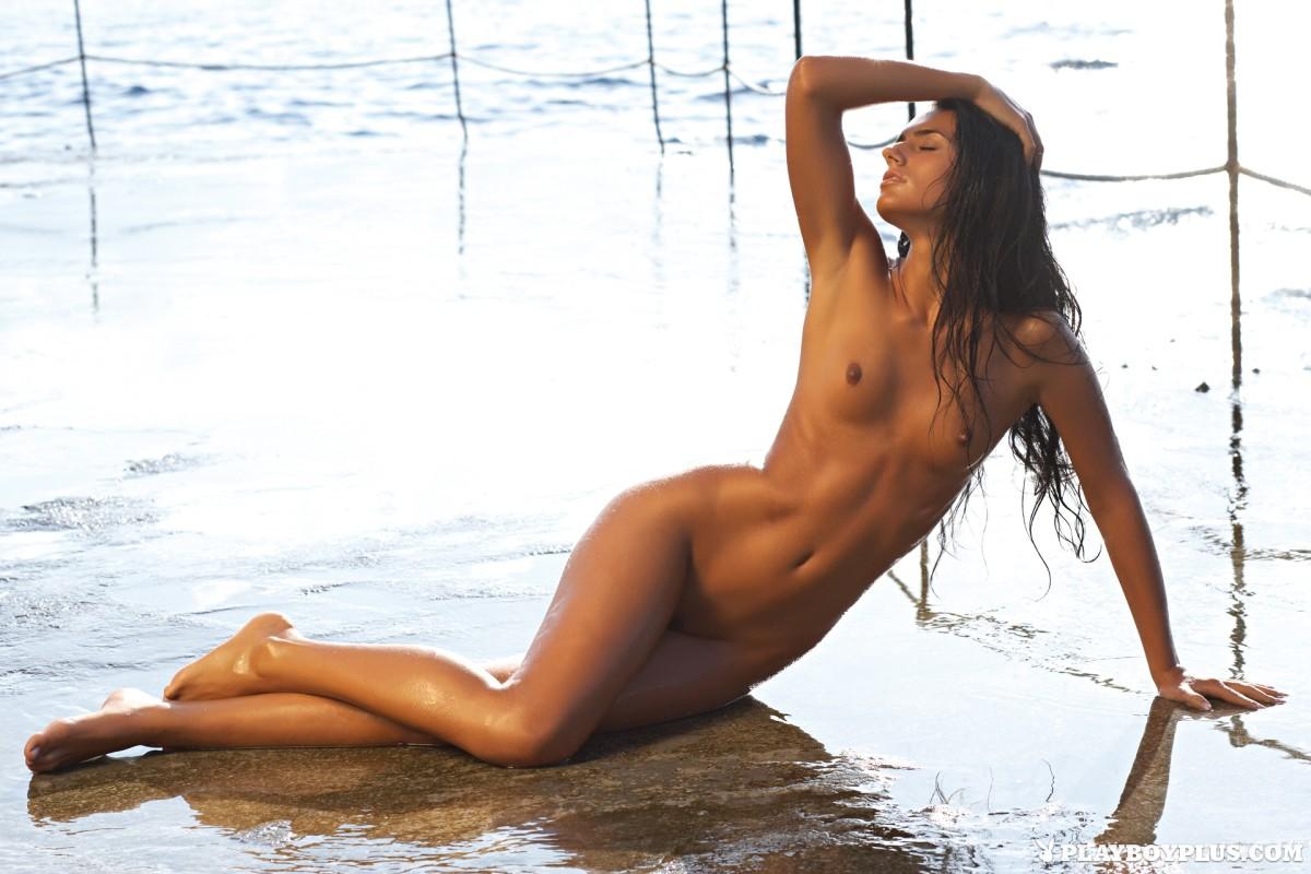 Flavia Playboy flavia bazzoffi is feeling hot