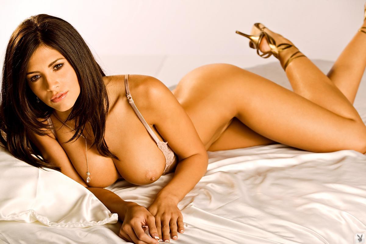 Karen mcdougal nude pic