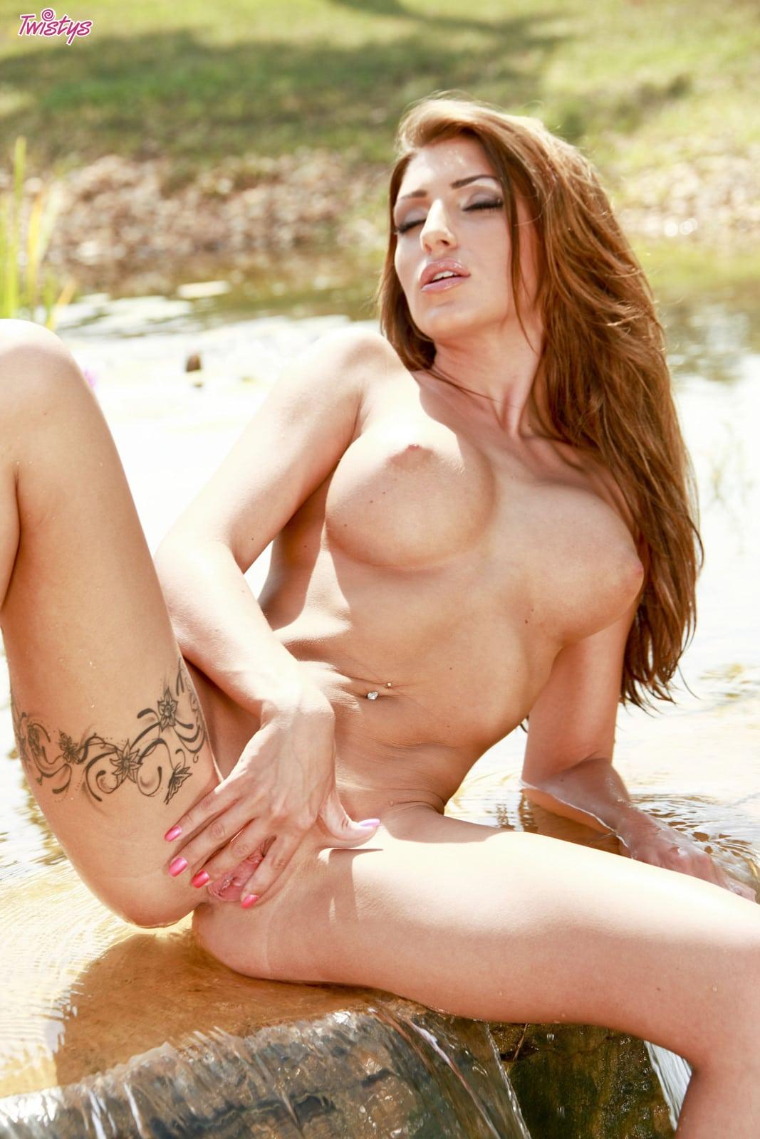 Hooters model nude