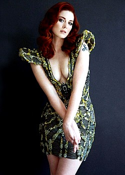 Alexandra Breckenridge image 1 of 2