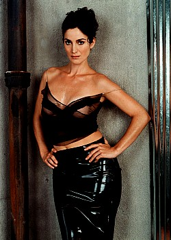 Carrie-Anne Moss image 1 of 2