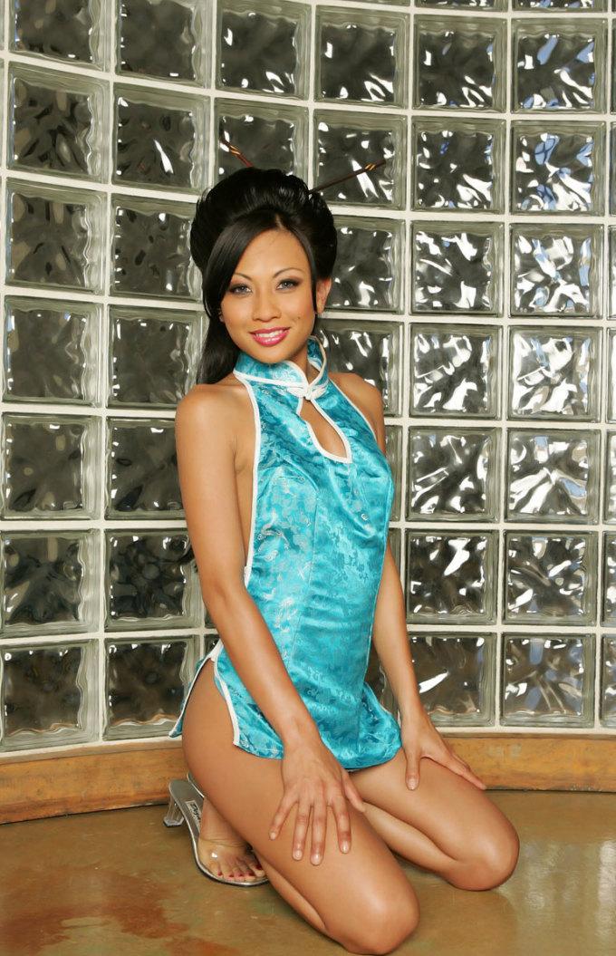 Asian Pornstar Jade Marcela