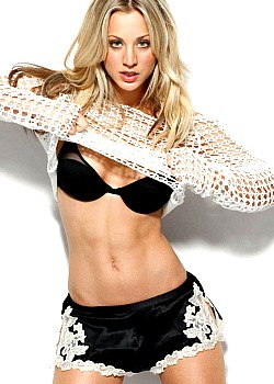 Kaley Cuoco image 1 of 1