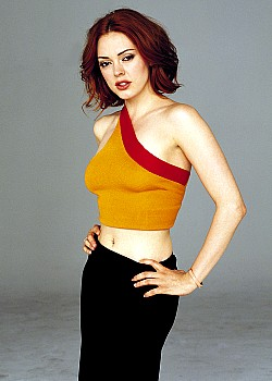 Rose McGowan image 1 of 2