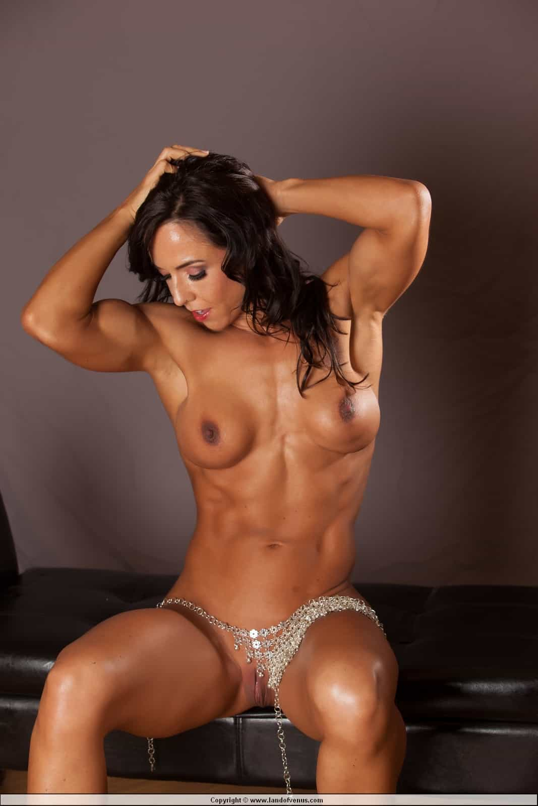 Nude female body builder pics