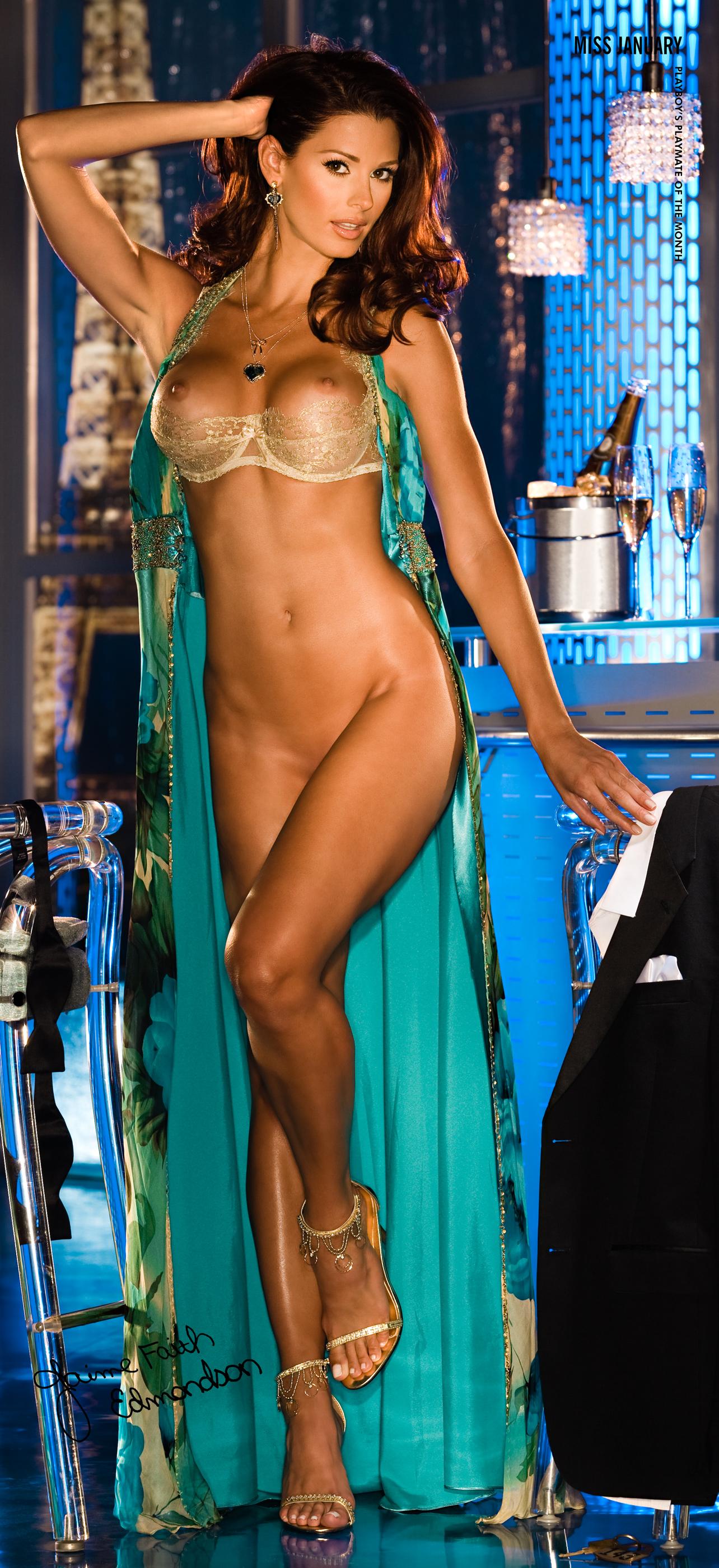 Jamie faith edmondson nude